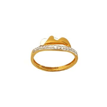 22K Gold Designer Ring MGA - LRG0420