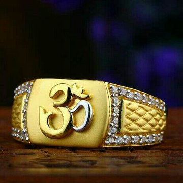 Baffled Gents Ring