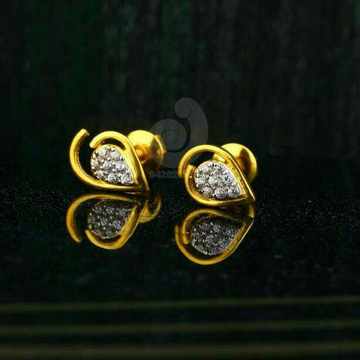Cz Gold Fancy Tops