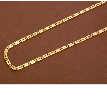 22ct Gold Fancy   Men's Nawabi  Chain  MNC30