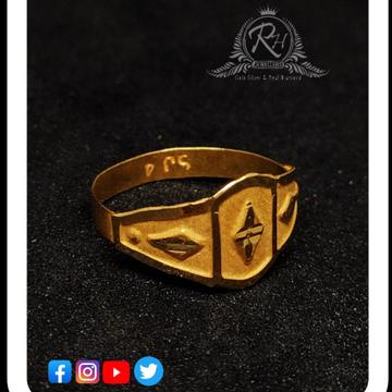 22 carat gold kids rings RH-KR078
