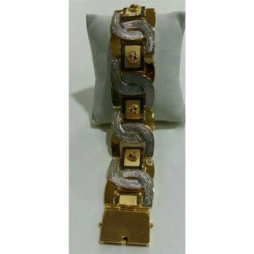 22k Gents Fancy Gold Heavy Lucky G-9617