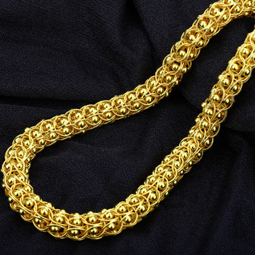 Mens Indo Gold Chain-MIC04