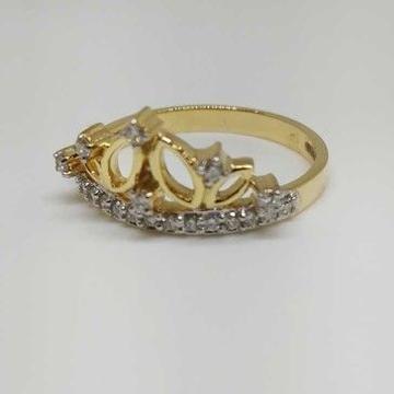 Real diamond  Branded ladies ring by