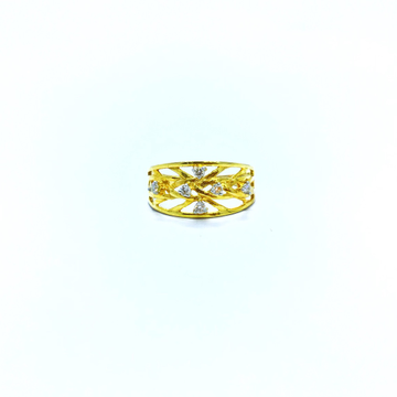 FANCY RIAL DIAMOND RING FOR LADIES by