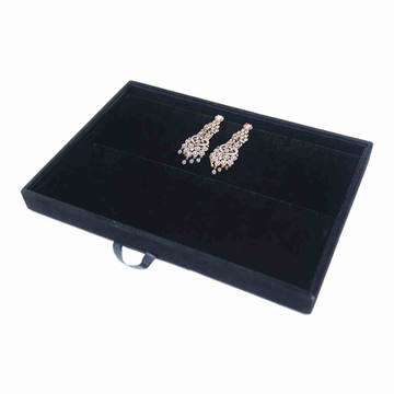 2 patti earring jewellery tray
