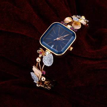 Rose Gold 18K Watch-RLW07