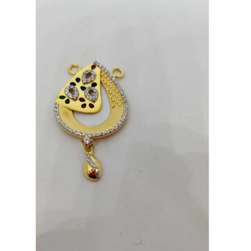 916 Ladies Fancy M S Pendant M-35006
