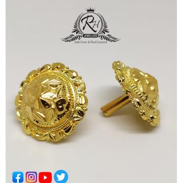 22 carat gold ladies earrings RH-ER248