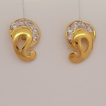 Cz light weight Earrings