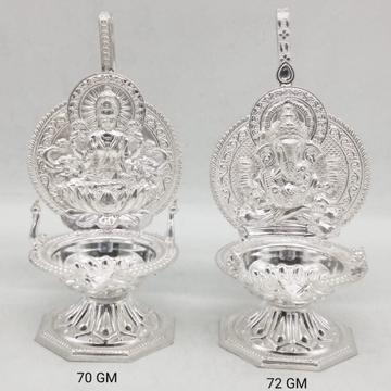 Silver laxmi and ganesh rh-td678