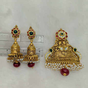 91.6 Antique Pendant Set Aps-005