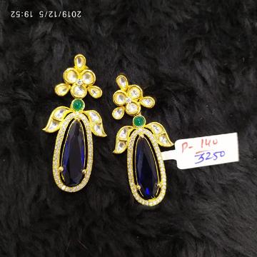 Designer earrings#198