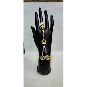 916 Ladies Gold Hathpan H-58543
