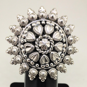 RING by JP 925 Silver