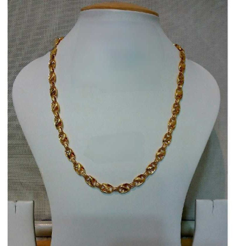 916 Gents Fancy Lotus Chain G-6410