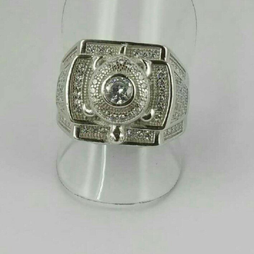 925 Silver Designer Ring
