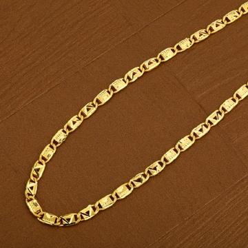 Mens 916 Nawabi Gold Chain-MNC02