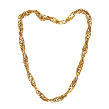 One Gram Gold Plated Gents Chain MGA - CHE0009