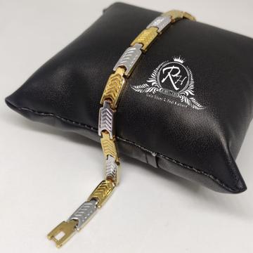 22 carat gold Rodium gents lucky rh-ly856