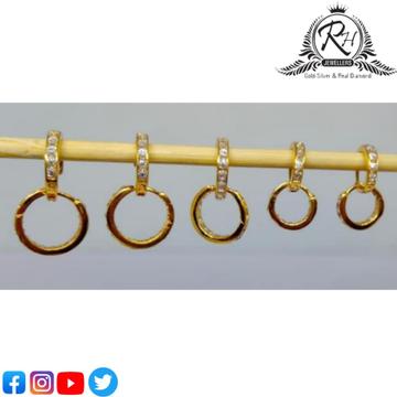 22 carat gold daimond earrings RH-ER550