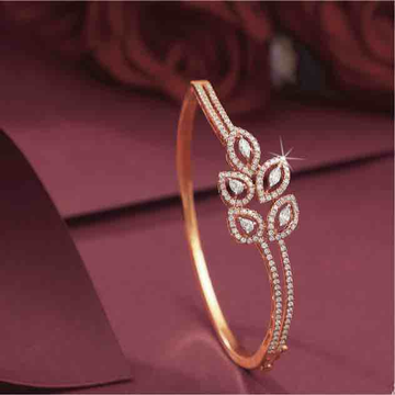 18KT Pink Gold Fancy Diamond Bracelet