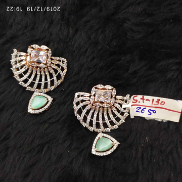 Beautiful Diamond Earrings#862