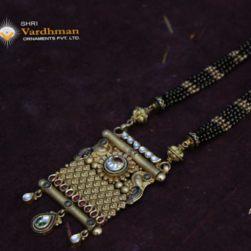 22ct(916) antique mangalsutra