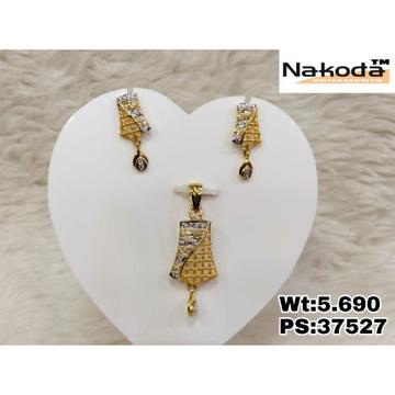 916 Ladies Fancy Pendant Set