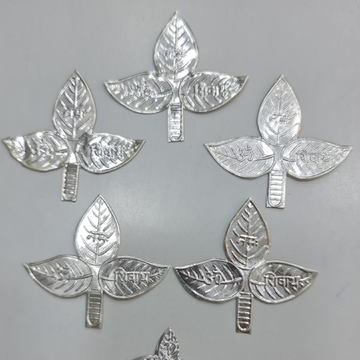 SILVER BILLPTRA by Sangam Jewellers