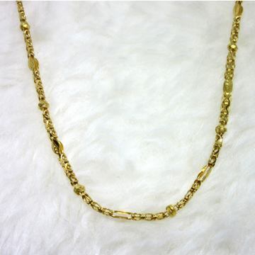 Gold Indo Classic Fancy Chain by
