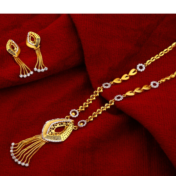 22ct Gold  Exclusive   Chain Necklace CN130