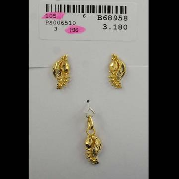 916 patrawala Chain Pendant Set