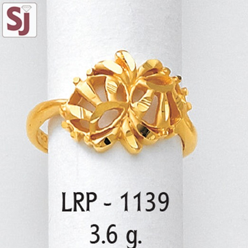 Ladies Ring Plain LRP-1139