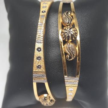 916 Gold Hallmark Designer Cooper Kadali SG05 by