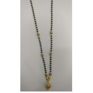 22 carat gold classical ladies mangalsutra RH-LM94...