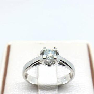 925 Starling Silver singal Stone  Ring RH-92503
