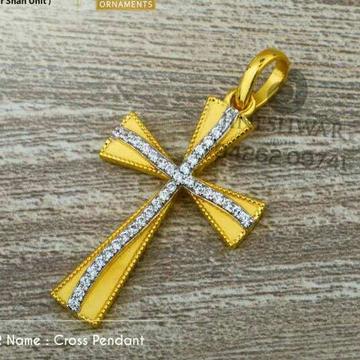 916 Shine Brightner Cross Pendent