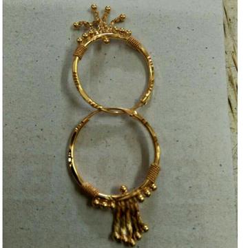 20Kt Gold Fancy Ladies Earrings by Vipul R Soni