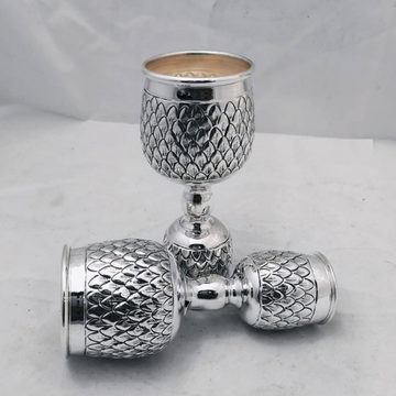 925 pure silver Peg Maker in fine antique carvings... by Puran Ornaments