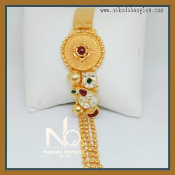 916 Gold Antique Bracelet NB-215