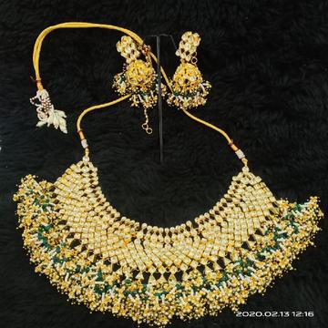 bridal necklace#bdns103