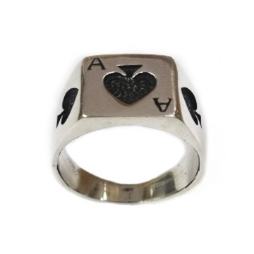 925 Sterling Silver Ring MGA - GRS0631