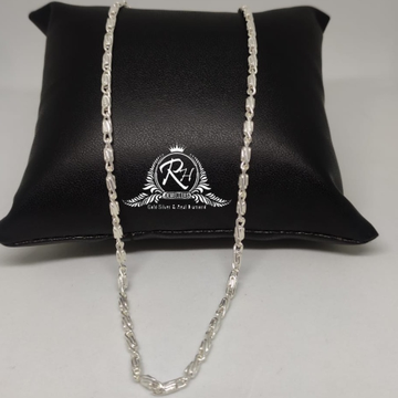 Silver gents chain frh-885