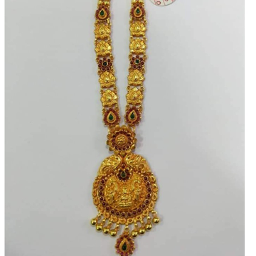 916 GOLD ANTIQU NECKLACE by