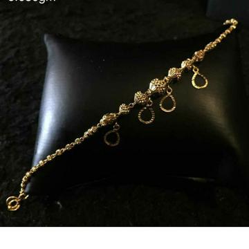 Gold Ledeis Fancy Antique Piece by