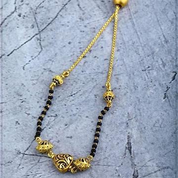 916 Gold Hand mangalsutra RH-HM48