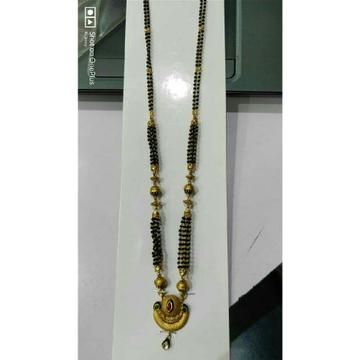22K/916 Gold Antique Mangalsutra