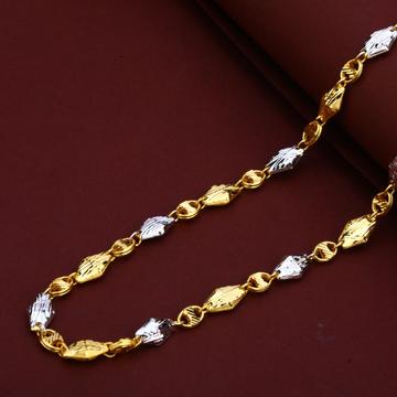Mens 916 Gold Fancy CHAIN-MTC95