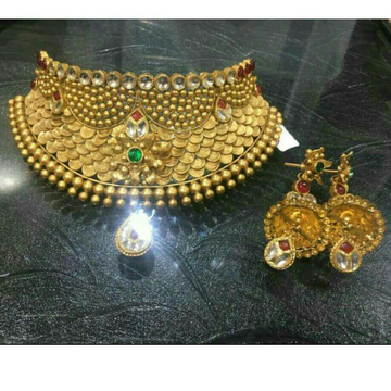 Nawabi Bridals Handmade Antique Neckless